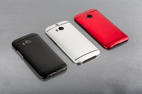 HTC M8 Metal Protection Cover