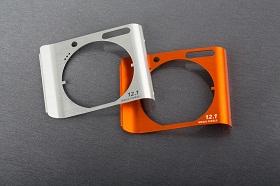 Aluminum Decorative Plate for Digital Camera
